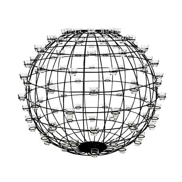 Balenciaga Globe (With Lighting)