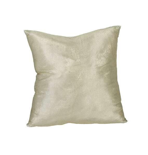 Offwhite Shimmer Pillow