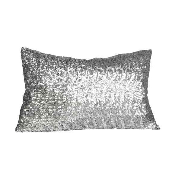 Sliver Sequence Pillow