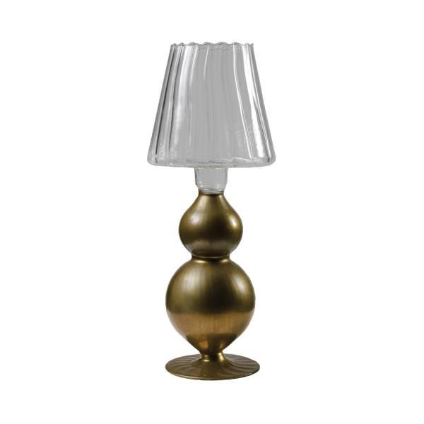 Acacia lamp- Candle