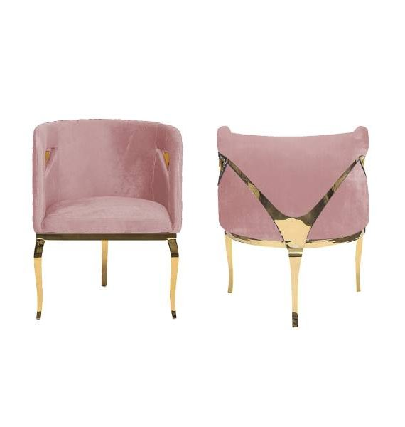 Baby Pink S Seater Sofa