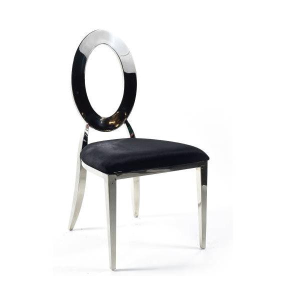 Silver Dubai Dining Chair