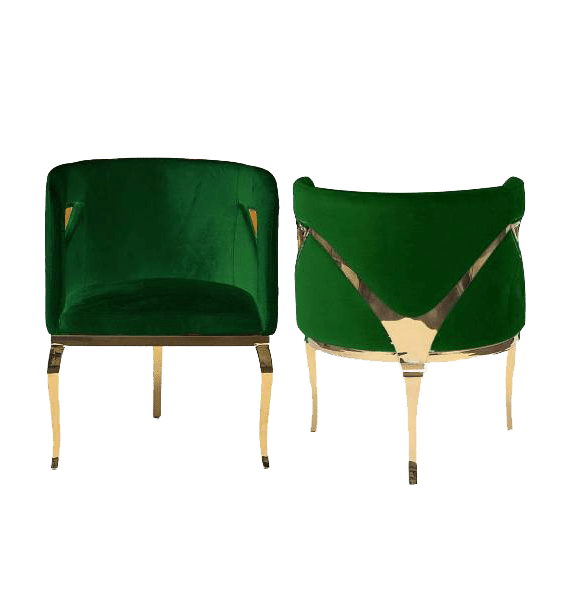 Emerald Green S Seater Sofa