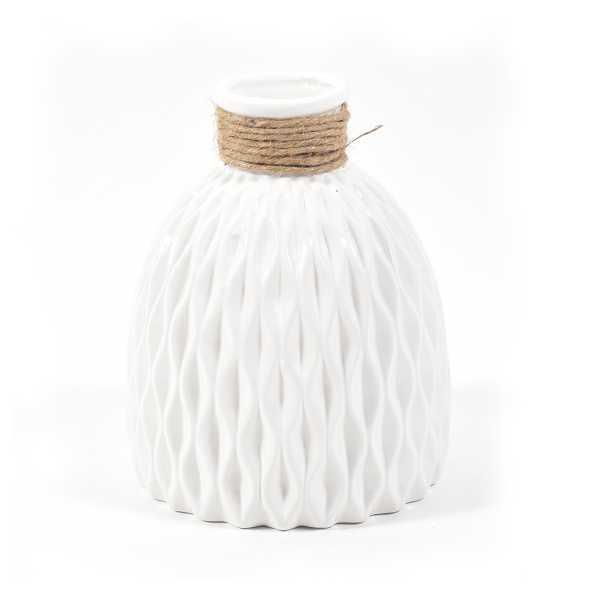 Madison Vase - Pearl-Large