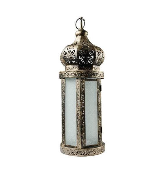 Marrakesh Lantern_Candle