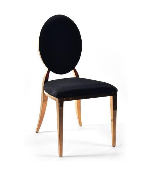 Rose Gold Washington Dining Chair